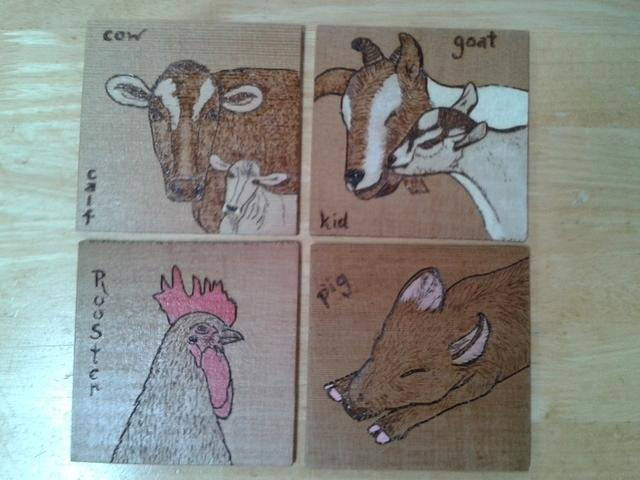 Country Coasters